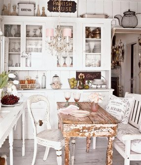 l'essenza shabby chic