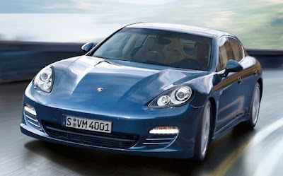2010 porsche panamera main a Porsche Panamera Beats Sales Targets, Company Revises its Full Year Forecast