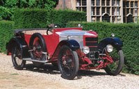 c type prince henry Vauxhall Company Will Star At The Goodwood Festival of Speed from July 2 4