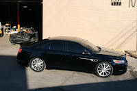2010+Mobsteel+Ford+Taurus+SHO+First+Drive+%287%29 Review & Test Drive : 2010 Mobsteel Ford Taurus SHO   First Drive