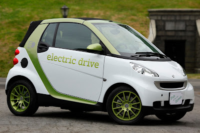 2011+Smart+ForTwo+Electric+Drive 2011 Smart ForTwo Electric Drive : First Drive