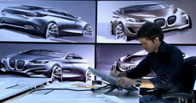 bmw0seriescap 630op BMW 0 Series leaks out : Video Gallery