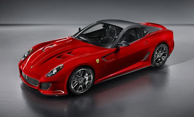 ferrari 599 gto Ferrari 599 GTO Road Test Video Gallery