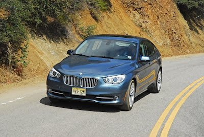 2010BMW550iGTHeadonActionHouseHiAngle001small 2010 BMW 550i GT Review & Test Drive