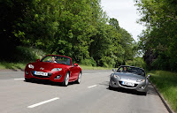 05mazdamiyakouk Mazda MX 5 Miyako Edition for the UK   News & Photos