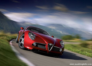 Alfa Romeo 8c Competizione 2007 1600x1200 wallpaper 02 Hidh Resolution Car Wallpapers From machinespider