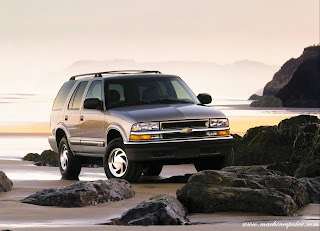 Chevrolet Blazer 2000 1600x1200 wallpaper 01 Hidh Resolution Car Wallpapers From machinespider
