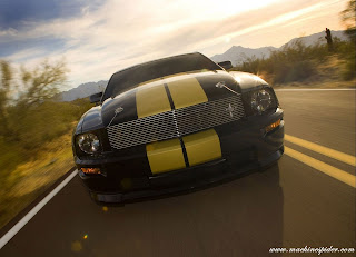 Ford Mustang Shelby GT H 2006 1600x1200 wallpaper 05 Hidh Resolution Car Wallpapers From machinespider