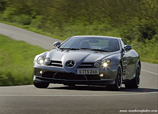 Mercedes Benz SLR 722 Edition 2007 1600x1200 wallpaper 03 Hidh Resolution Car Wallpapers From machinespider