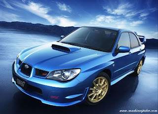 Subaru Impreza WRX STI 2006 1600x1200 wallpaper 01 Hidh Resolution Car Wallpapers From machinespider