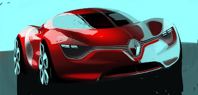 Renault+DeZir+concept+0 Renault Preparing To Revive The Legendary Alpine Brand   Rumors