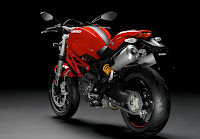 ducati monster 796large001 Mercedes to partner with Ducati on new motorbike   rumor