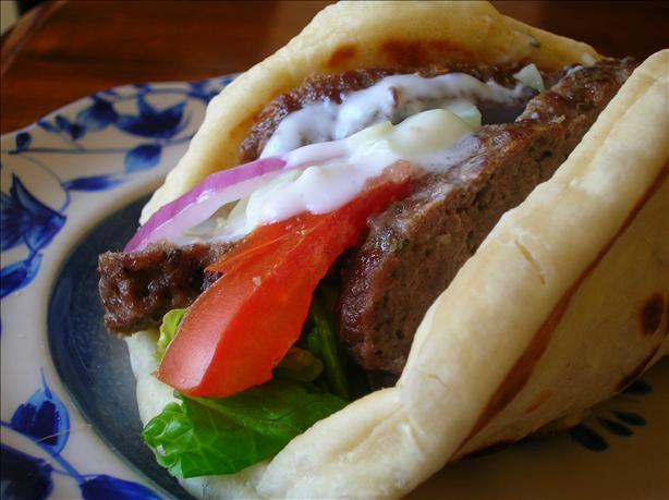 My Bad Diet: Greek Gyro Recipe