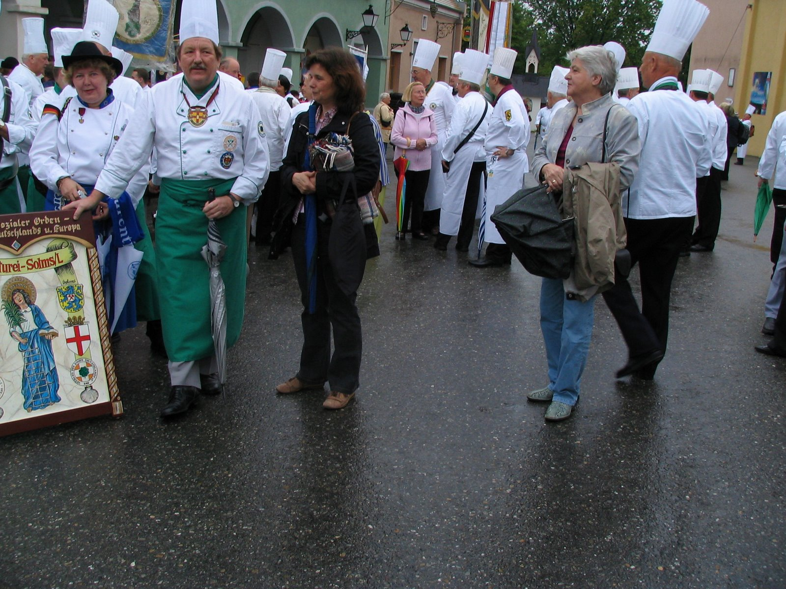 Ordensschwester Ilse Köhne aus der Komturei Kassel