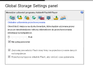 This What Adobe Says About The Website Storage Settings Panel