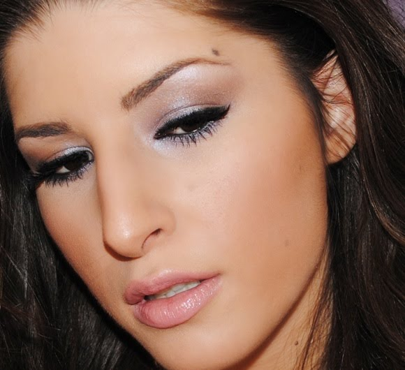 create the wedding makeup look that you think best suits you