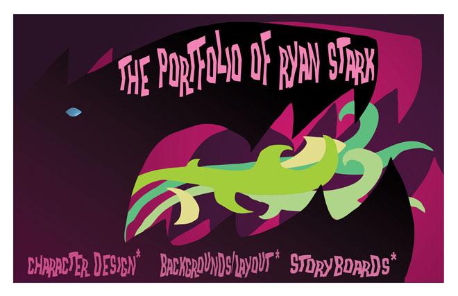 The Portfolio of Ryan Stark