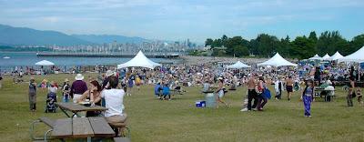 Vancouver Folk Fest 2005