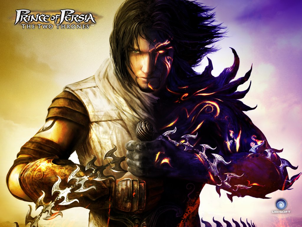 A Little About Prince Of Persia,the two thrones