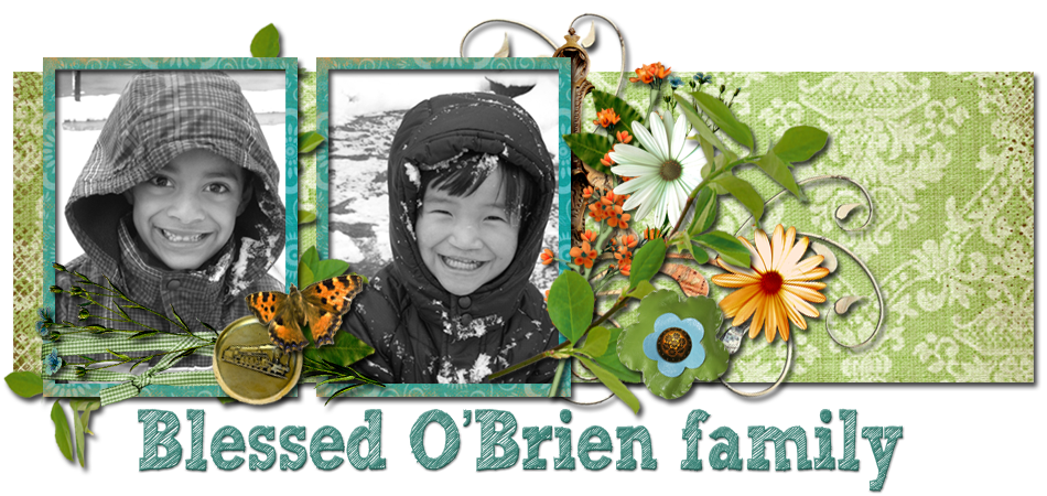 Blessed O'Brien Family