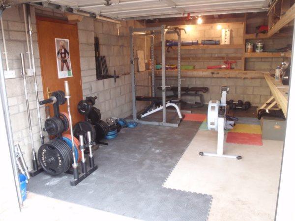 Damien Murphys Gym West Lothian Scotland