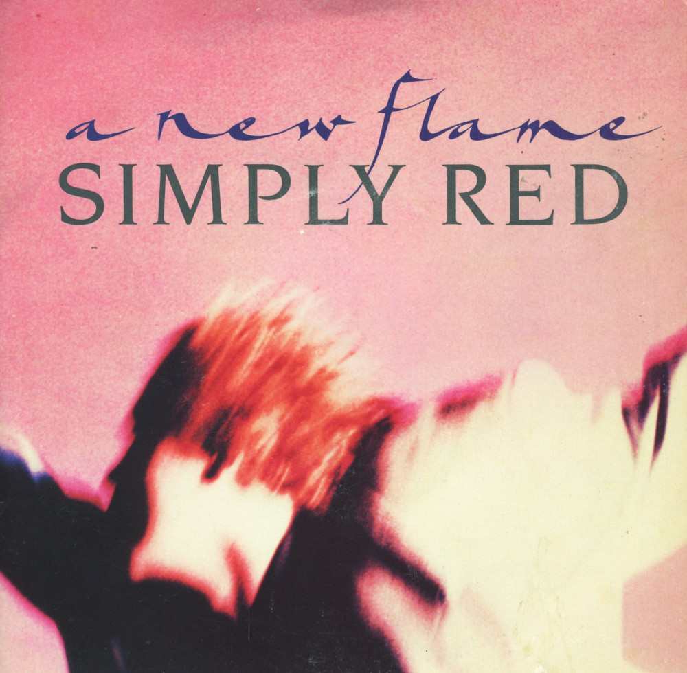 Music On Vinyl A New Flame Simply Red