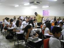Aula de Matemática- Professor Enooc