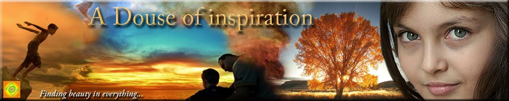 A Douse of Inspiration