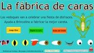LA FÁBRICA DE CARAS