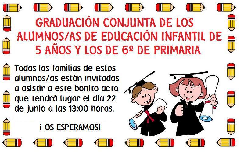 Imágenes para invitaciones a graduación de Preescolar - Imagui