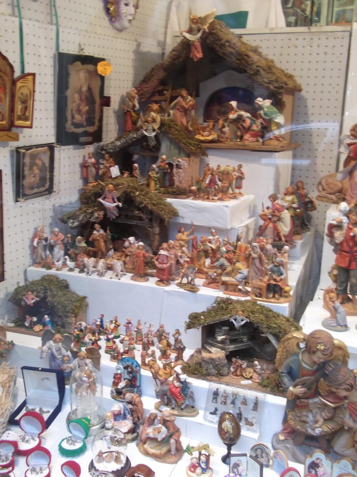 Visit The Nativity Scenes In Bergamo Churches