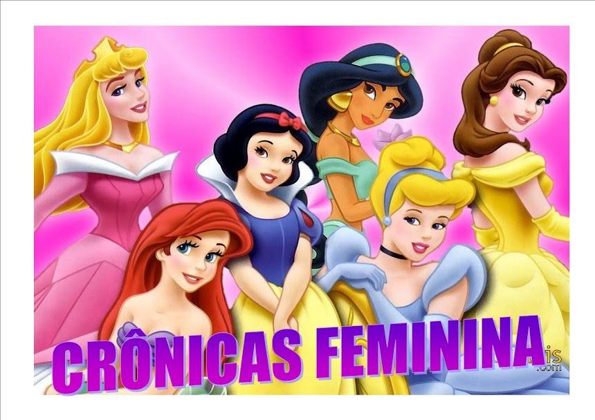 """CRÔNICAS FEMININA"""