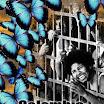 ¡El pensamiento no es un delito! Libertad a l@s 7.500 presos y presas polític@s que mantiene encarcelados el estado colombiano