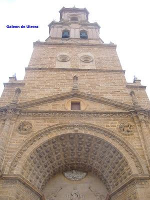 Campaneros de Utrera.  Una tradición con historia Utrera_Santa_Maria_7