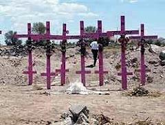 Triste evidencia de las mujeres asesinadas en Ciudad Juárez