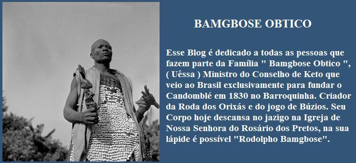 BAMGBOSE OBITICO