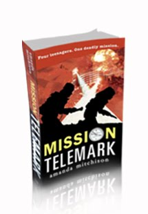 Mission Telemark by Amanda Mitchison