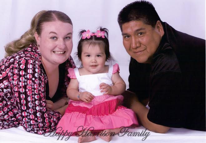 Happy Harrison Family