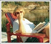 Bestselling author Gail Bowen