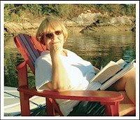 Bestselling author Gail Bowen