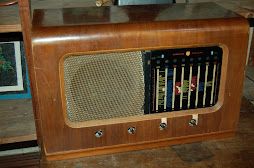 early radio at ADISAM bangalo