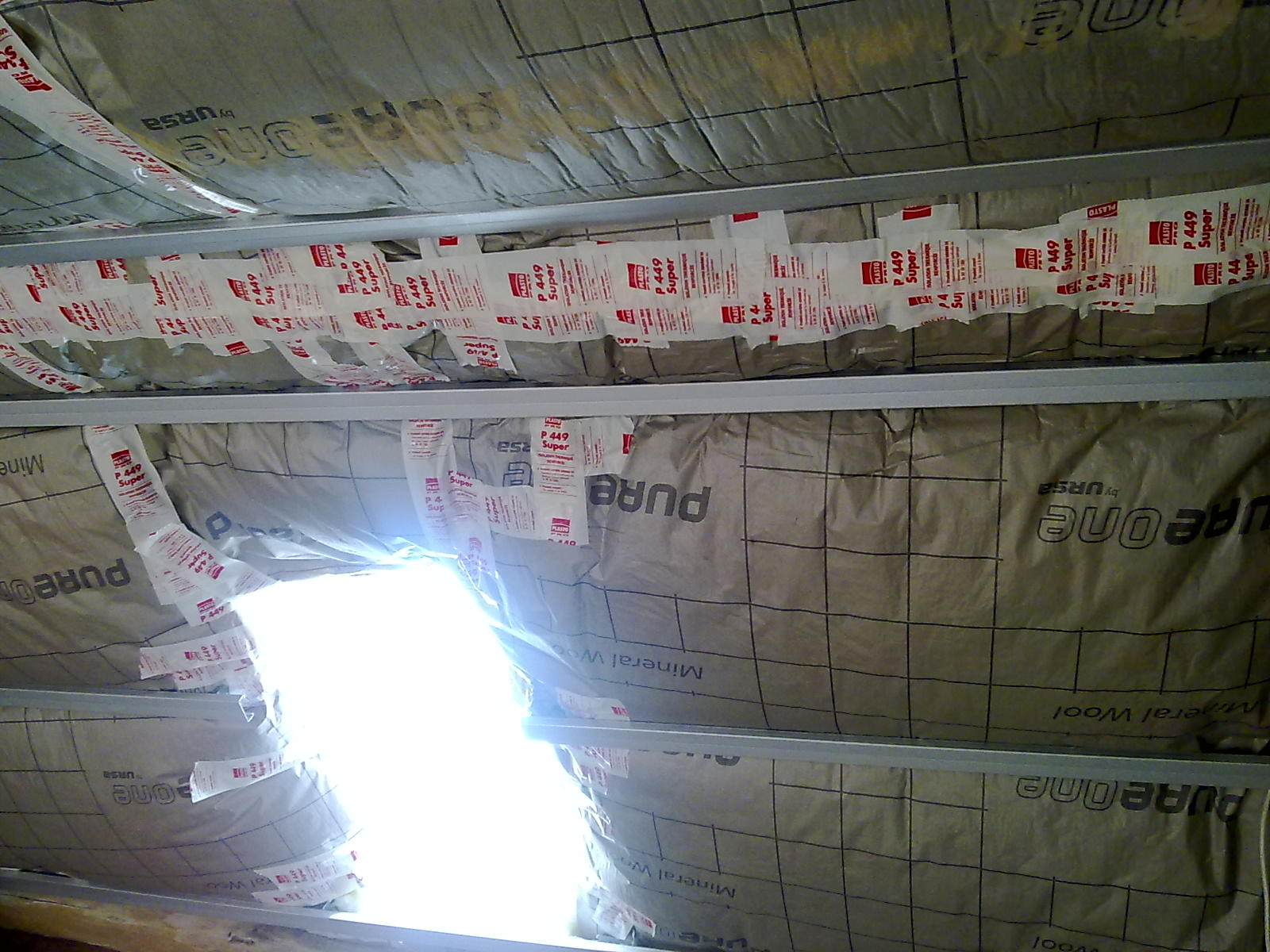 Isolation phonique d un mur interieur demande de devis travaux jura soci t - Laine de verre isolation phonique ...