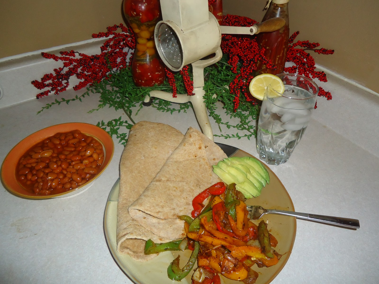 Today S Daniel Fast Recipe Whole Wheat Flat Breads