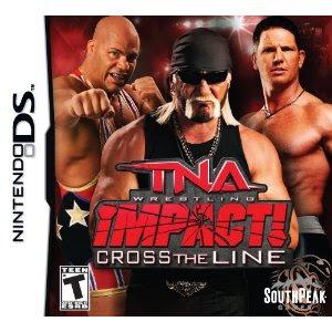 TNA Impact Cross the Line
