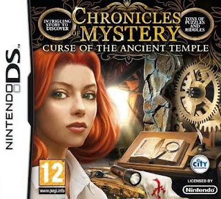 Chronicles of Mystery - Curse of the Ancient Temple