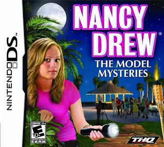 Nancy Drew The Model Mysteries