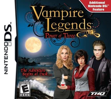 Vampire Legends Power of Three
