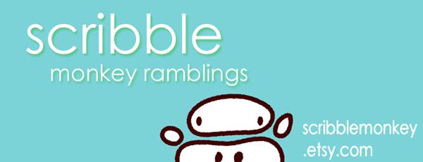 scribble monkey