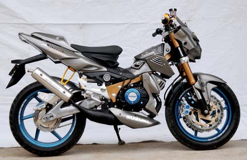 Suzuki Satria R 120 title=