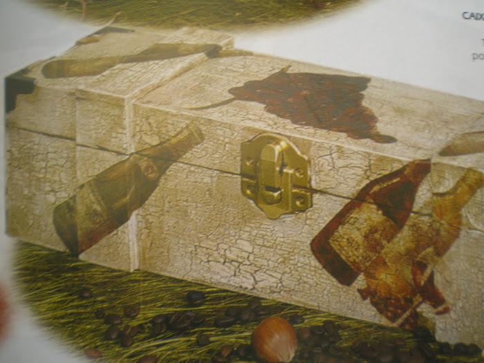 Caixa de Garrafa